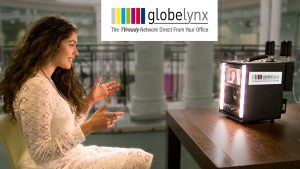 Globelynx, The TVready Network Direct From Your Office