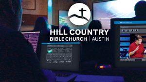 Hill Country, Bible Church, austin