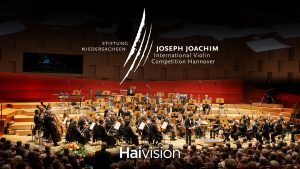 Stiftung Niedersachen, Joseph Joachim, International Violin Competition Hannover