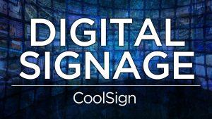 Digital Signage CoolSign