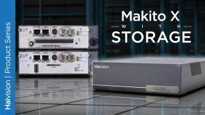 Makito X with Storage