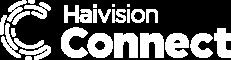 Haivision Connect Logo WHITE