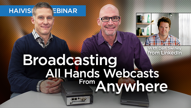 Webinar_Public_Broadcasting All Hands Webcasts From Anywhere