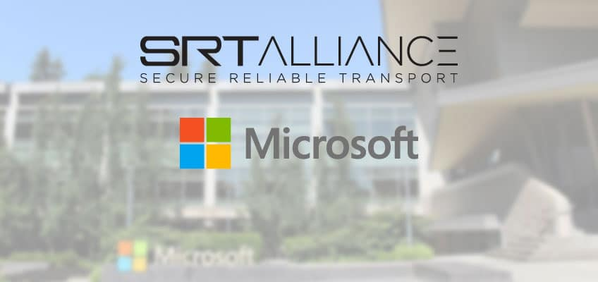 Microsoft Joins SRT Open Source Project | Haivision