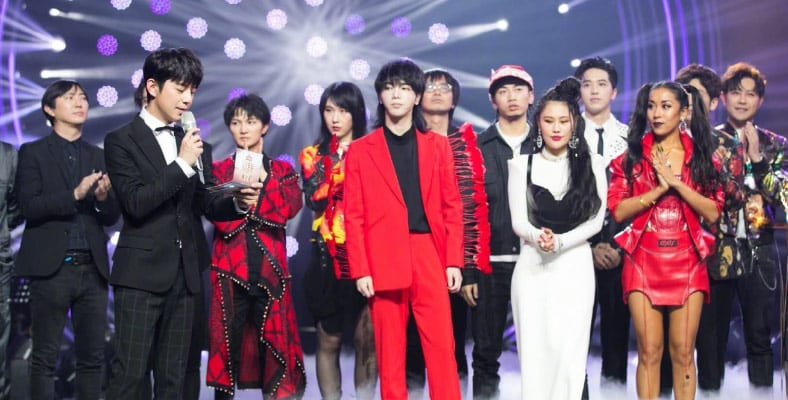 Singer 2020 Hunan TV Finalists
