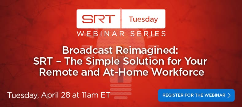 Broadcast Reimagined Webinar
